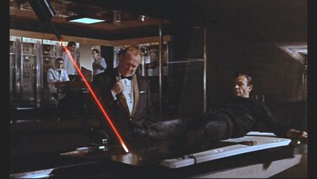 Goldfinger's Laser